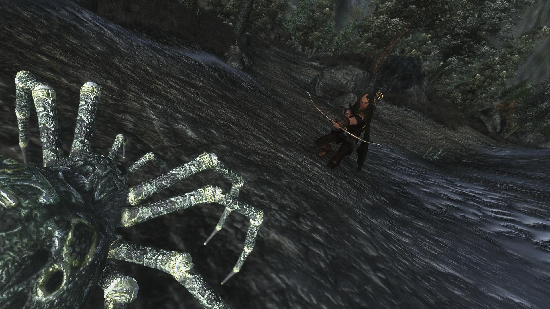 Ranger vs Spider