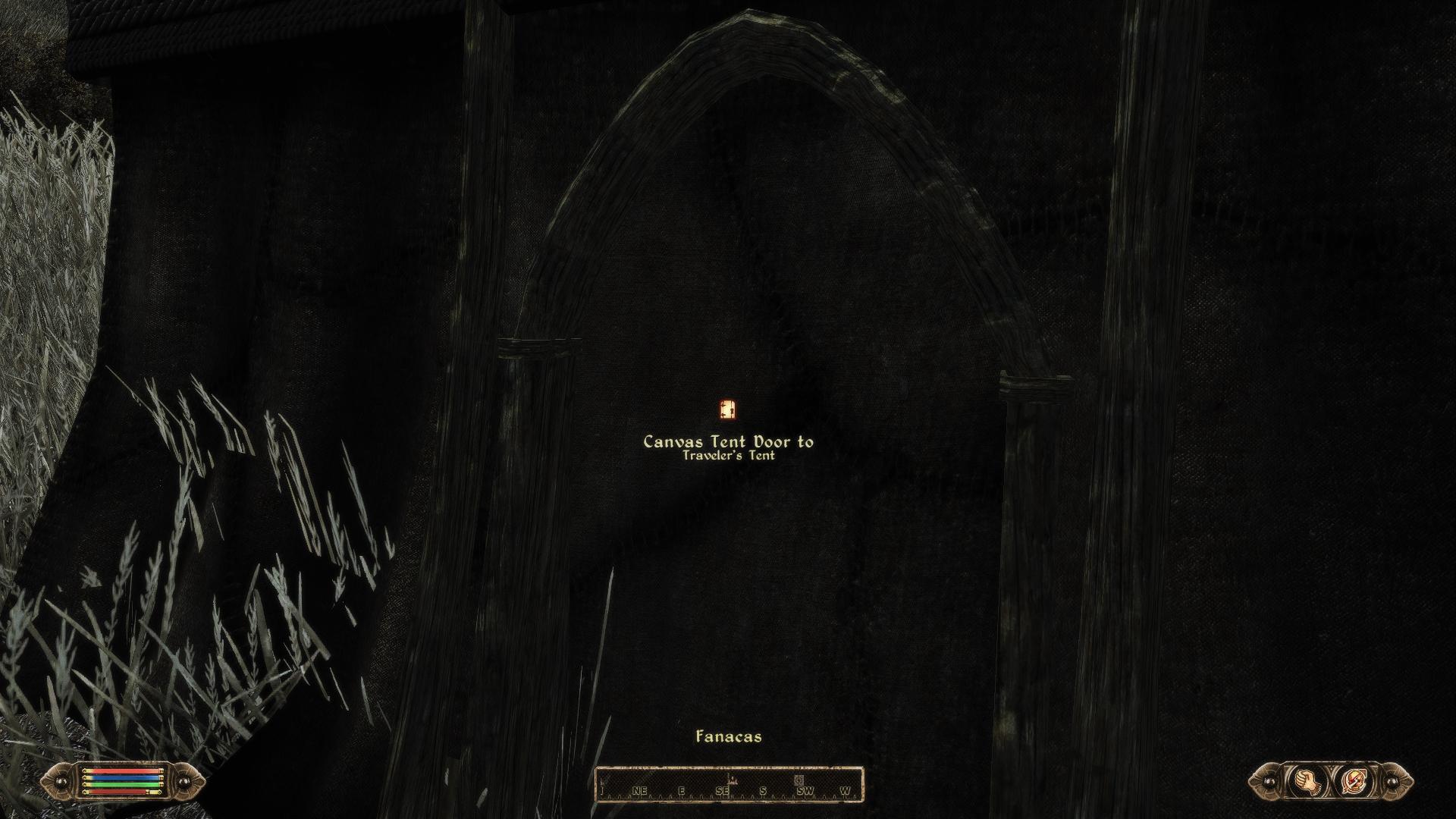 Door target locations now look nice