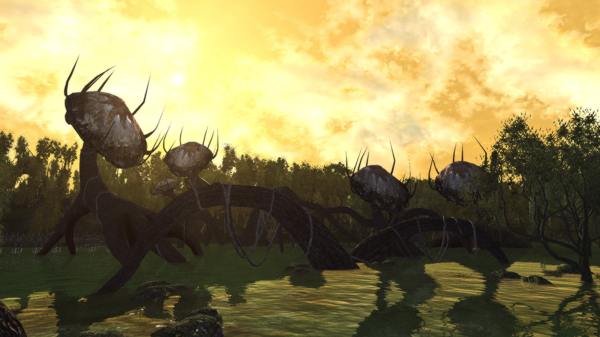 Shivering Isles Weather