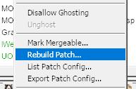 Rebuild Bashed Patch